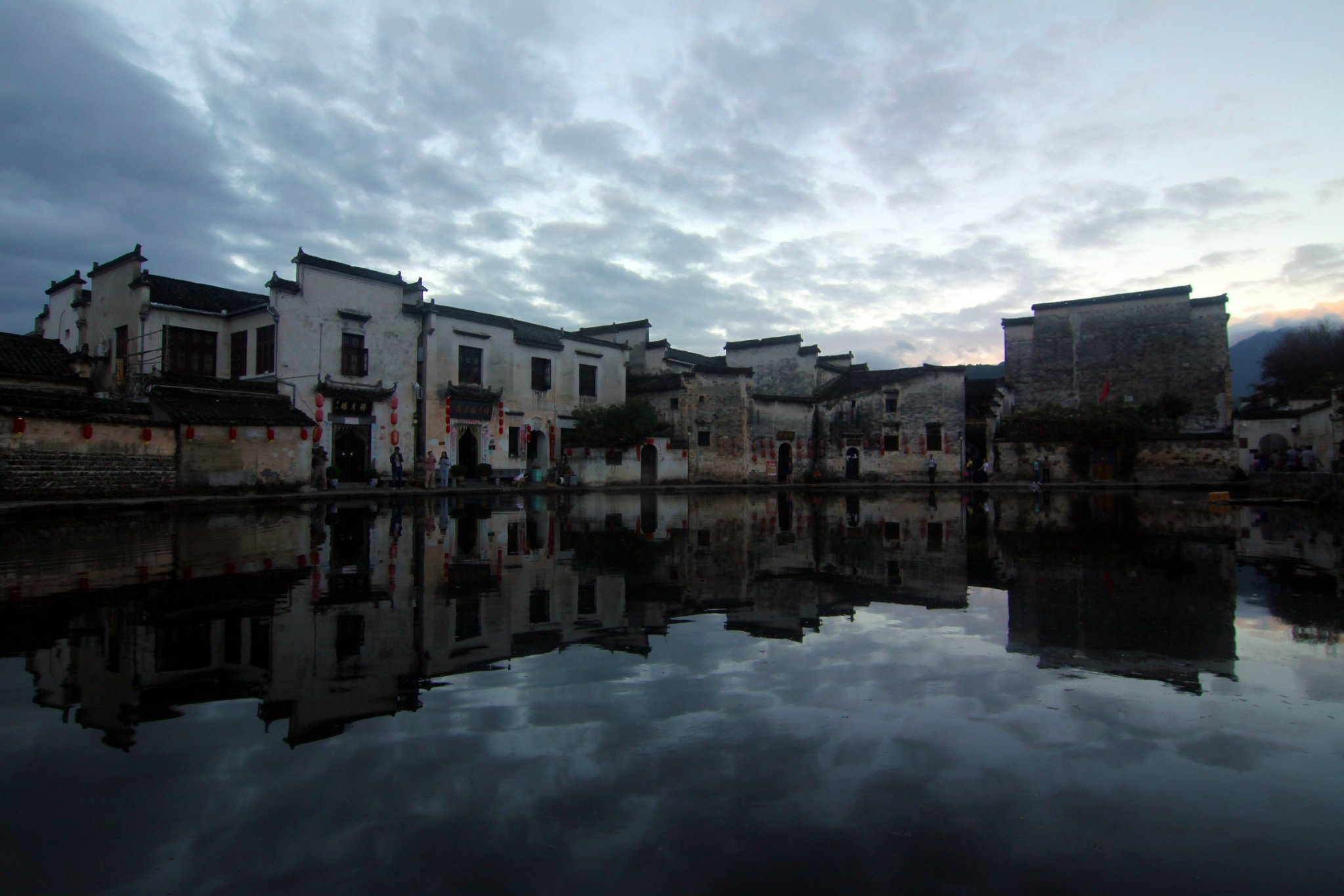 从北京到安徽攻略的又一次旅程_黟县v攻略攻略天津市中心住宿风景图片