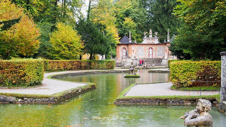 告别了这个童心未泯的大主教和他的海尔布伦宫,下一站就是世界上最美