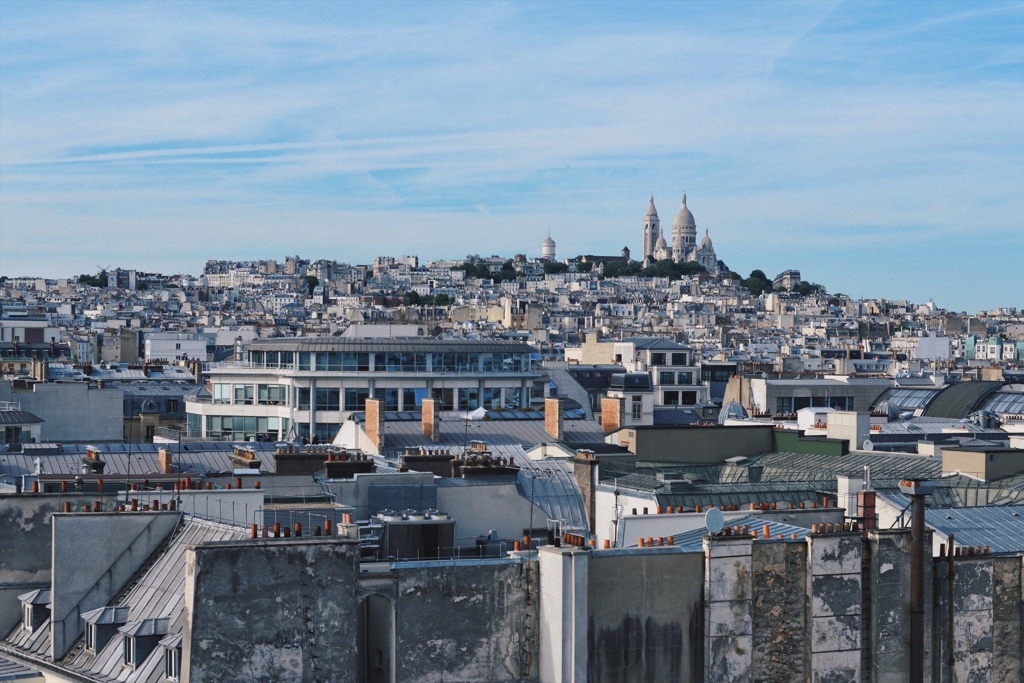 朵²|法国|以艺术的名义擦肩有趣的灵魂