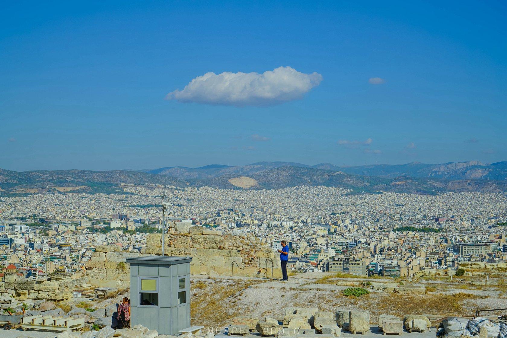 【欧洲起源 希腊】一个人的雅典,爱上古典气质,享受浪漫时光
