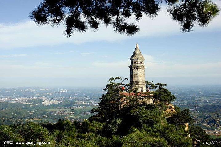 其是國家級風景名勝區,國家5a級景區,是自然山水與名勝古跡并著,佛教