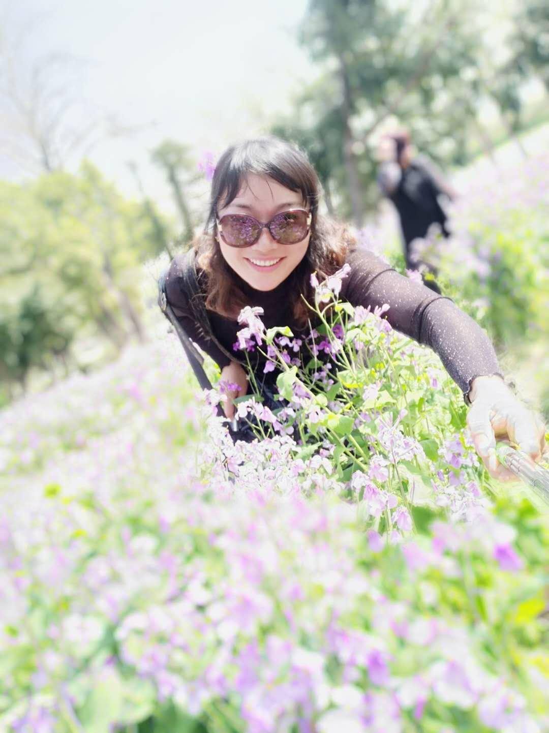 跟着我一起寻找春天的脚步