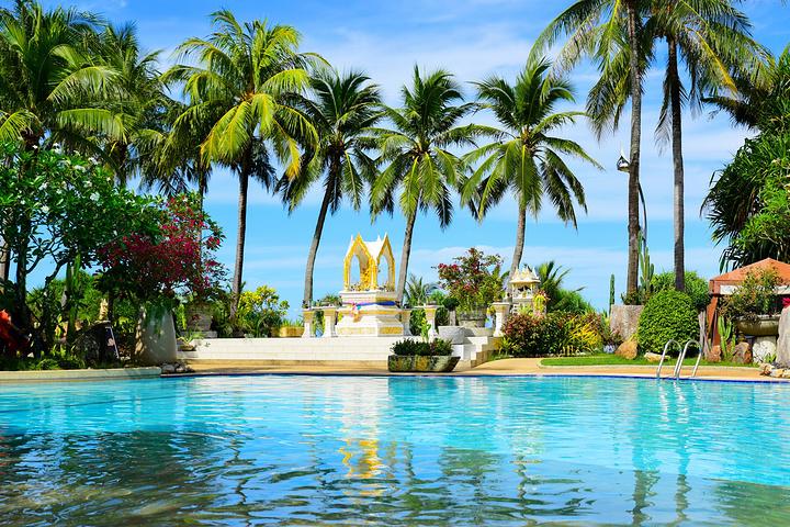 这个还是的v还是价格不错的_普吉岛塔夫别墅酒店度假村(thavornpalm平泉海滩棕榈图片