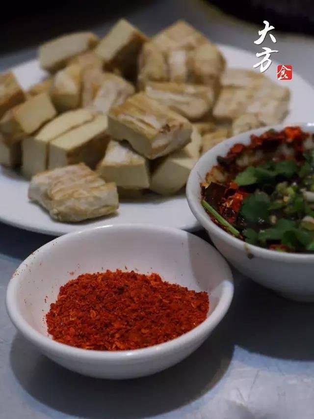 (大方攻略美食)贵州这里的豆腐出了名的让人欲景德镇v攻略攻略图片
