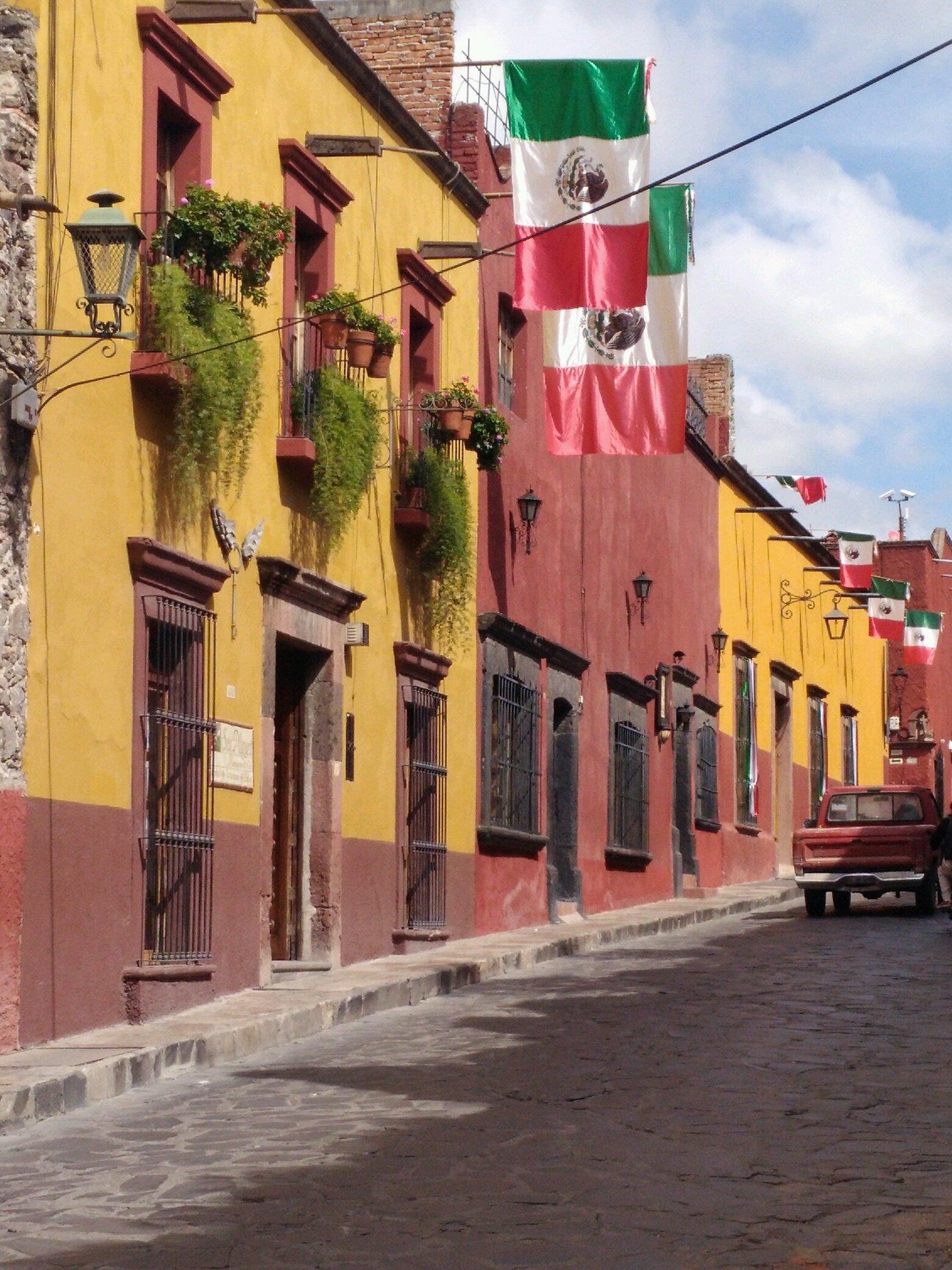 美墨古加四国游之二:墨西哥城6日游