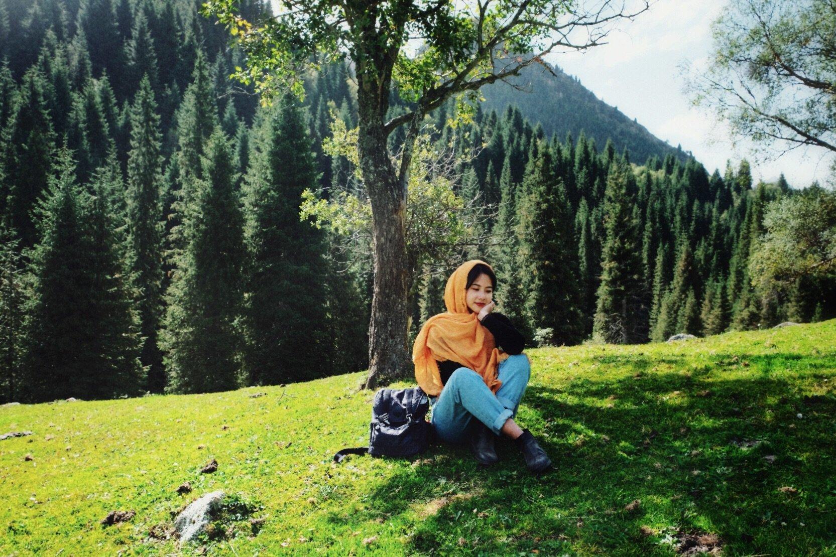 【圣诞】半山秋色半山夏,从自然走向人文的深处——北疆环游,一场如歌深醉