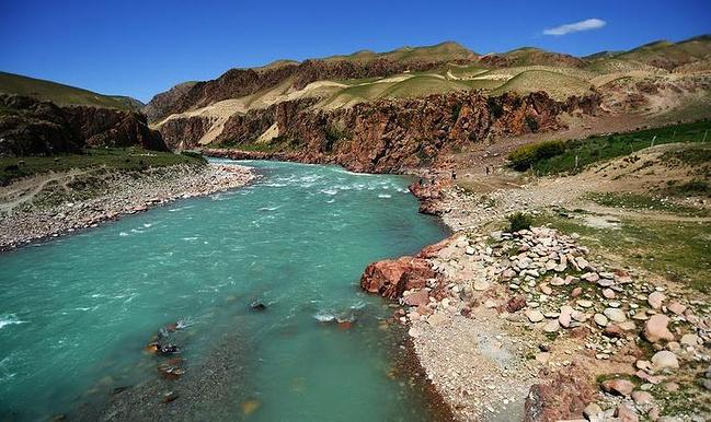新疆有多美 我来告诉你--伊犁五月天_伊犁旅游攻略_游