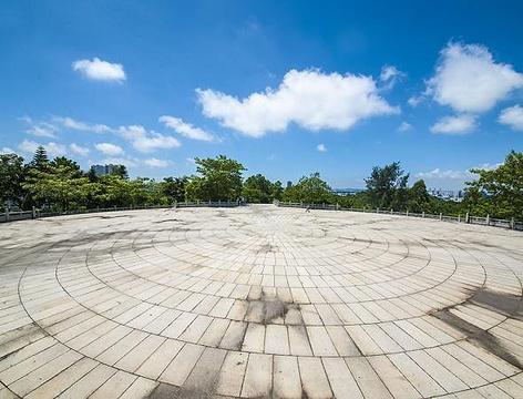 仙岛公园旅游景点攻略图