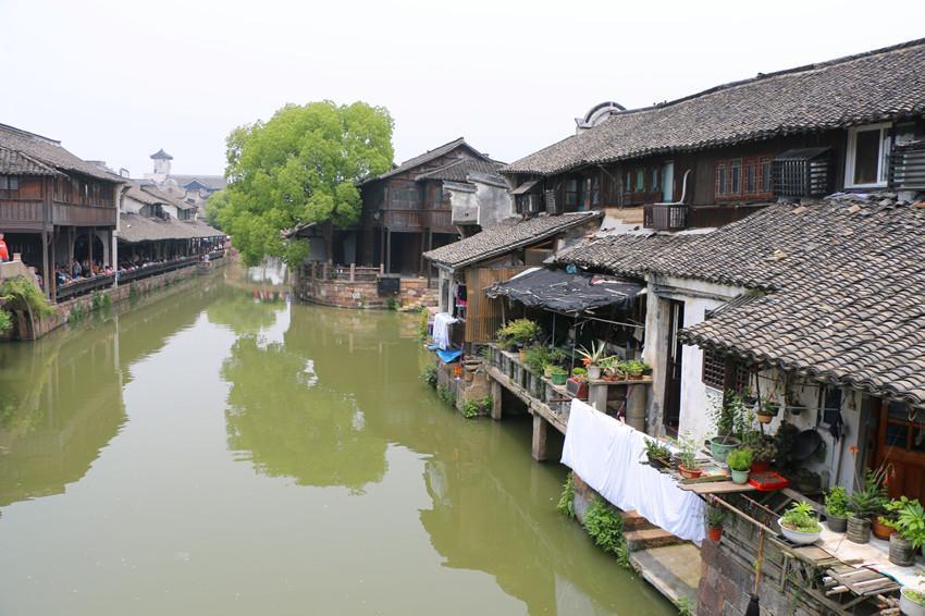 美好生活:枕水江南的乌镇时光