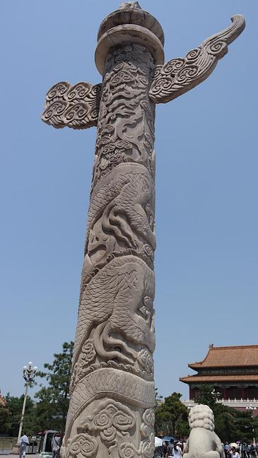 故宫柱子结构图