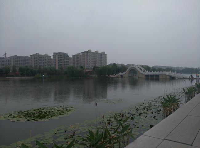 淄博红莲湖_淄博旅游攻略