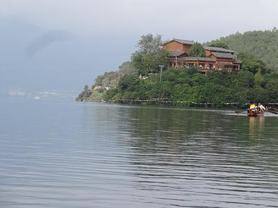 丽江、泸沽湖、香格里拉8日游_丽江旅游攻略风云攻略客栈密室图片