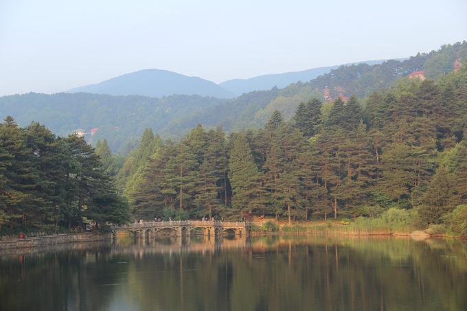 庐山风景名胜区图片