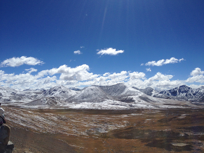 米拉山口图片