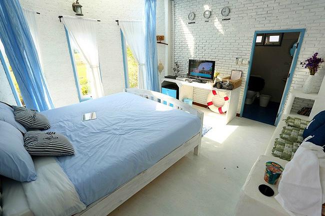 半圆形玻璃房装修设计图展示图片