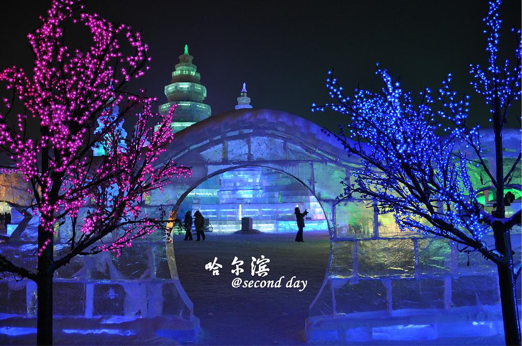 攻略童话世界--东北游_哈尔滨v攻略冰雪_自助游西安到神农架自驾游攻略5日图片