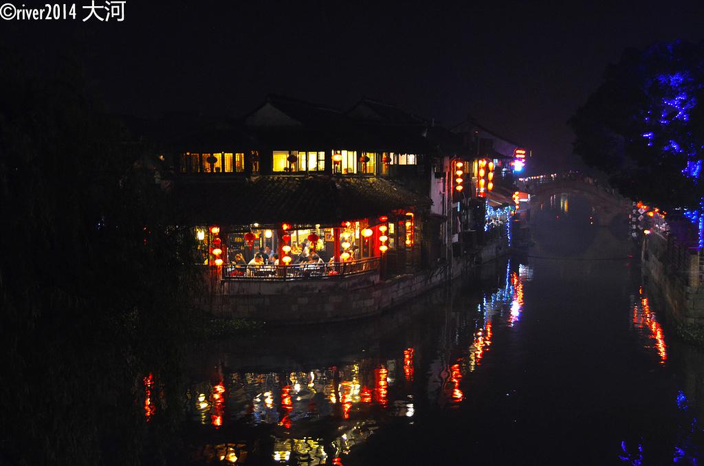 20小时,逛遍西塘每一座桥,每一条街。