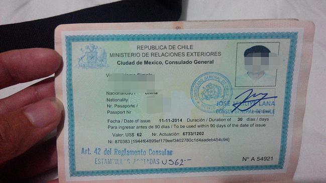 2015拉丁美洲签证全攻略_墨西哥城v签证攻略180闯关攻略图片