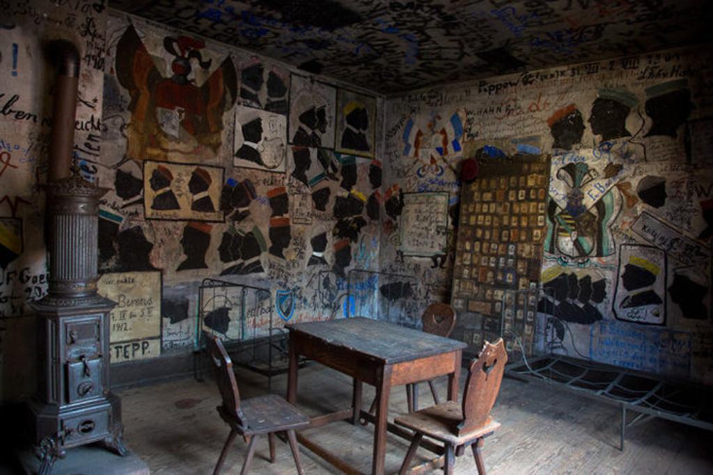 学生监狱旅游景点图片