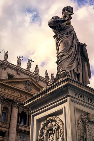 2016圣彼得广场 圣彼得大教堂仪式结束后,我 圣彼得广场评论 去哪