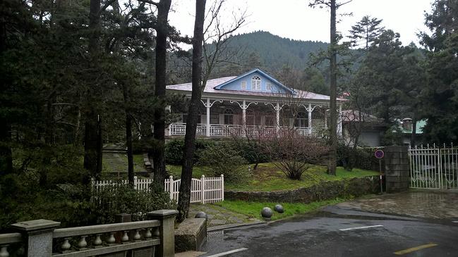 庐山别墅图片