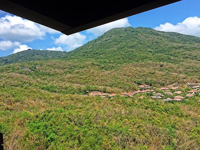 亚龙湾热带天堂森林公园图片