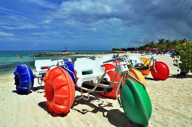 加勒比海公主号之行_开曼群岛旅游攻略_自助游攻略_去