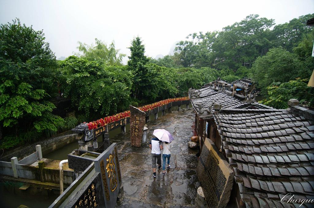 桂林人文景观_