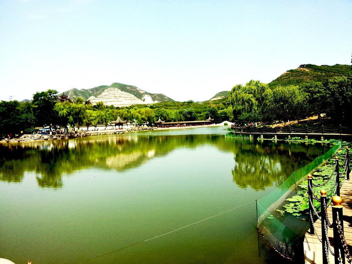 周末带小外甥女到北宫国家森林公园玩_思南旅公馆上海旅游北京攻略图片