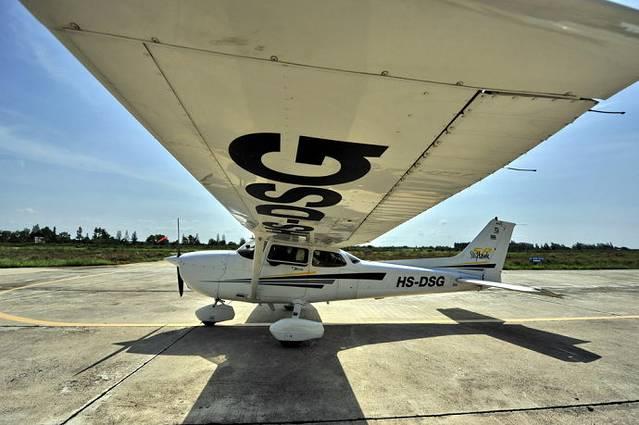 泰国飞机自驾行