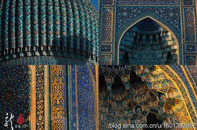 双重内陆国——乌兹别克斯坦的神秘之美
