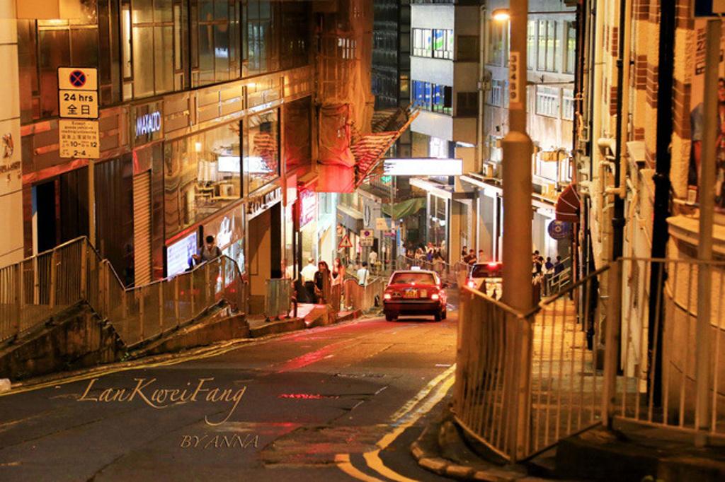 大都市里的小清新——香港完全攻略
