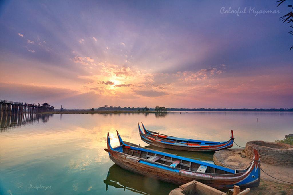 缅甸十日--艰苦而美好的闺蜜游