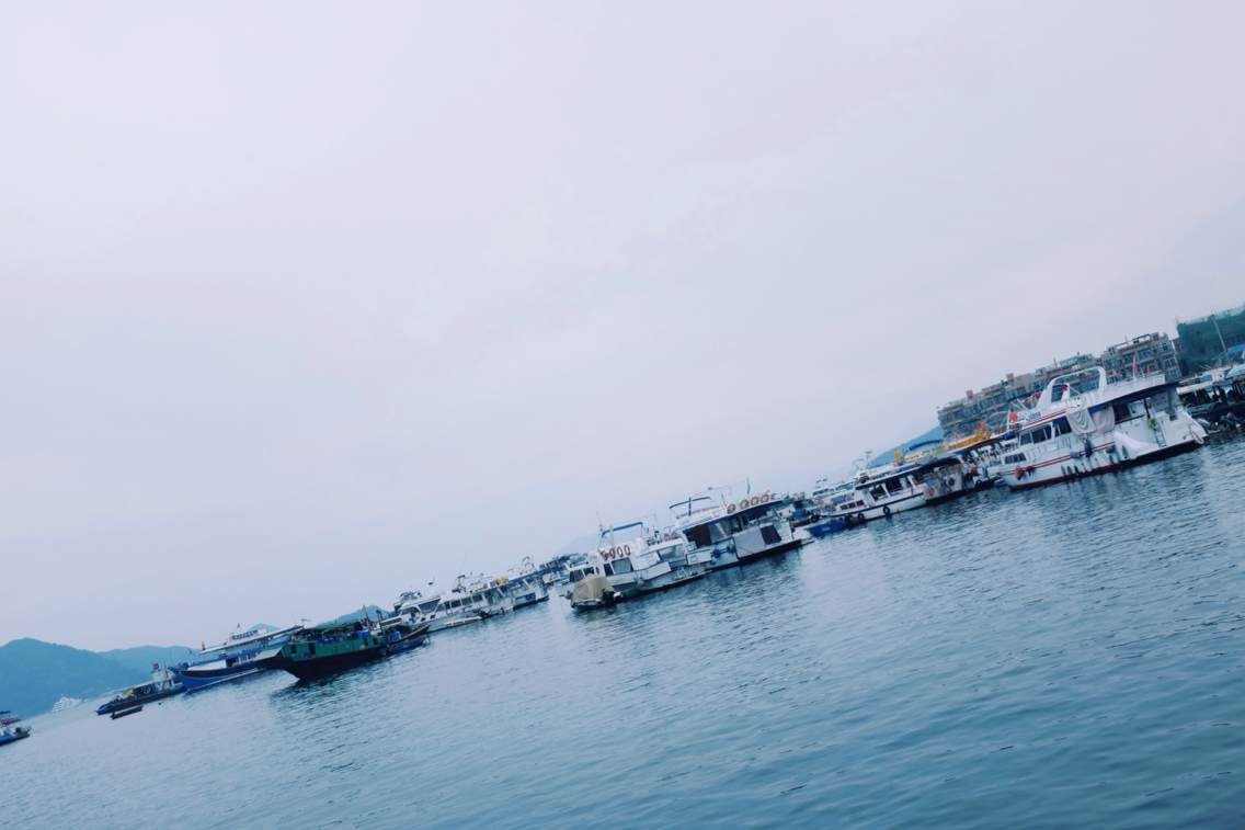 2019长洲岛游玩攻略,【小贴士】来长洲岛一定希望号攻略图片