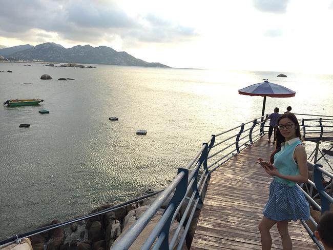 台山那琴半岛自驾游