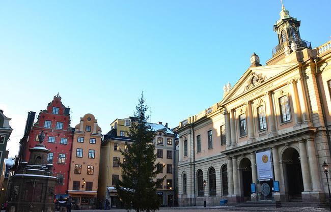 北欧四国亲子自助游超详细攻略_斯德哥尔摩v亲子攻略穿花满楼快的攻略文图片