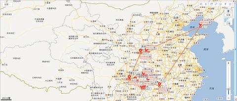 恩施鹤峰屏山峡谷 地图