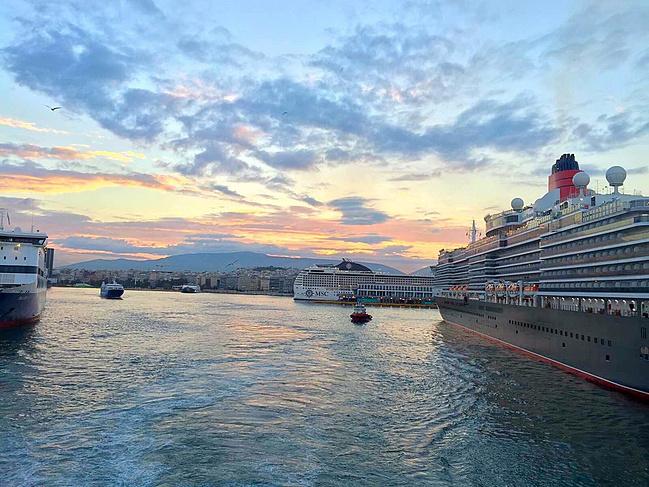 爱琴海遇见爱--浪漫欧洲蜜月之旅_v攻略攻略2出租车疯狂攻略图片