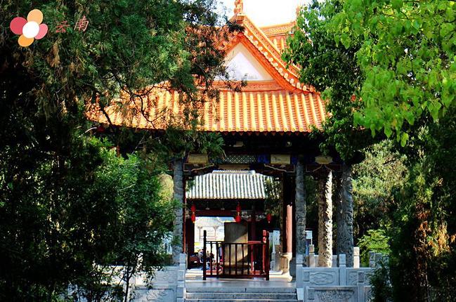 杏坛,孔子聚徒讲学的场所