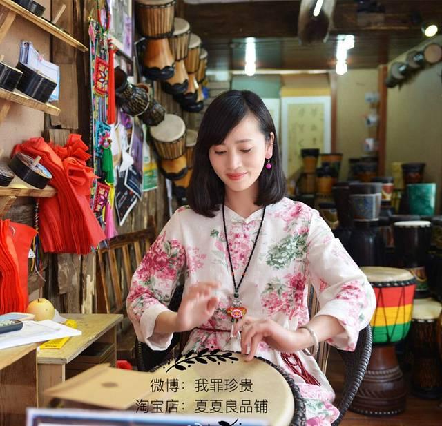 网红夏夏 她的小铺子地址:丽江古城七一街八一上段70号图片