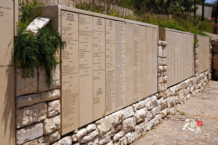 亚洲 以色列和巴勒斯坦共有首都 耶路撒冷市 - 海阔山遥 - .