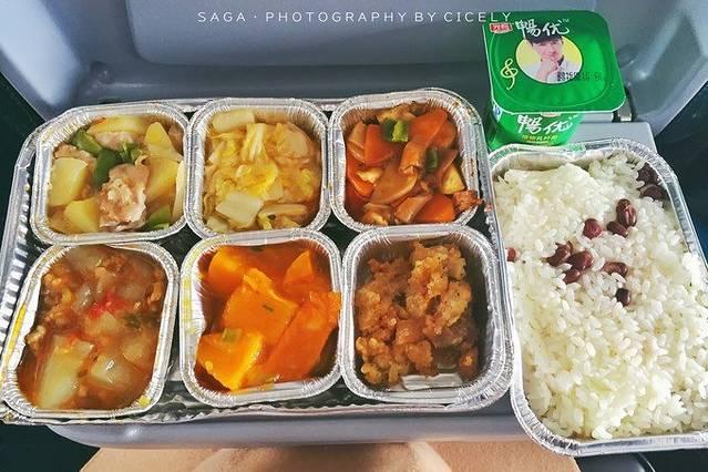 春秋航空飞机餐