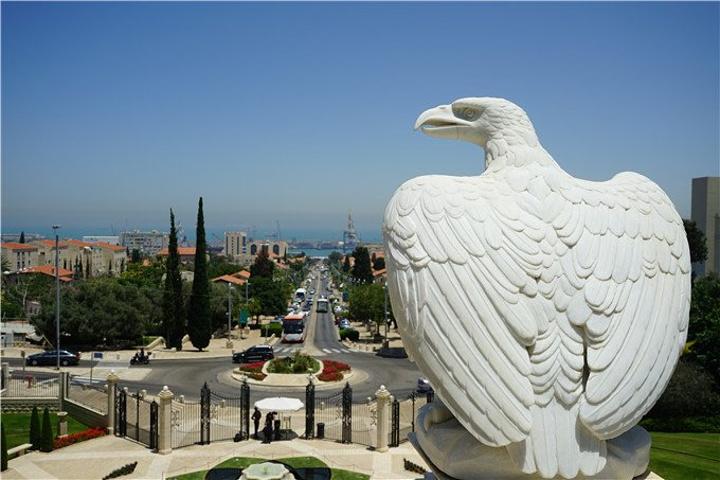 亚洲 以色列 加利里省 海法市 - 海阔山遥 - .