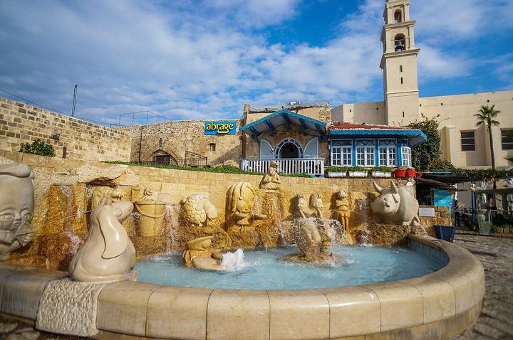 """""""要说在以色列最意外的收获_雅法老城""""的评论图片"""
