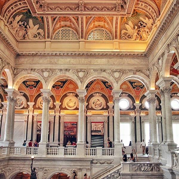 美国国会图书馆图片