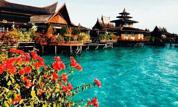 风下之乡……Sabah