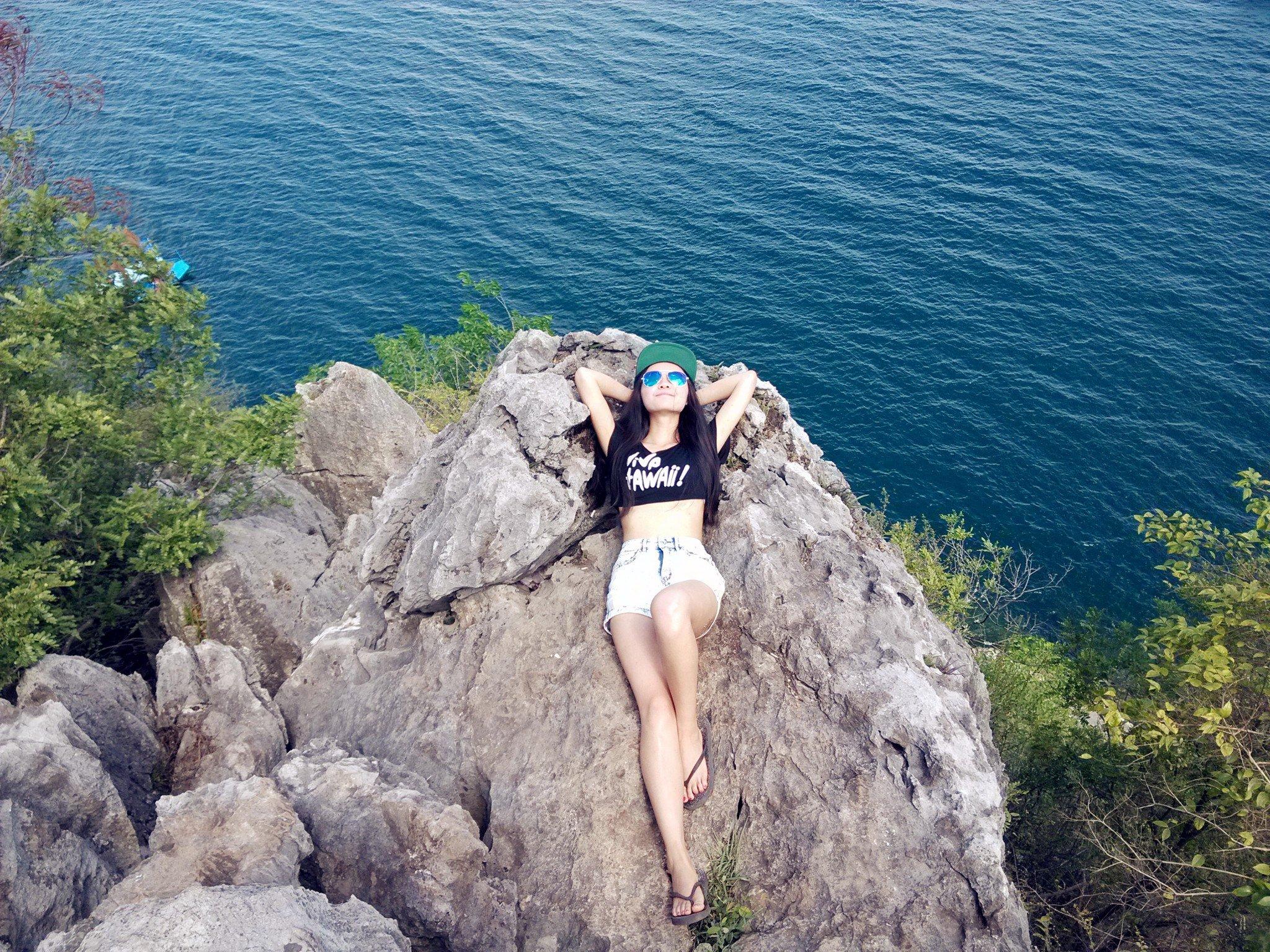 抚仙湖的悠闲时光