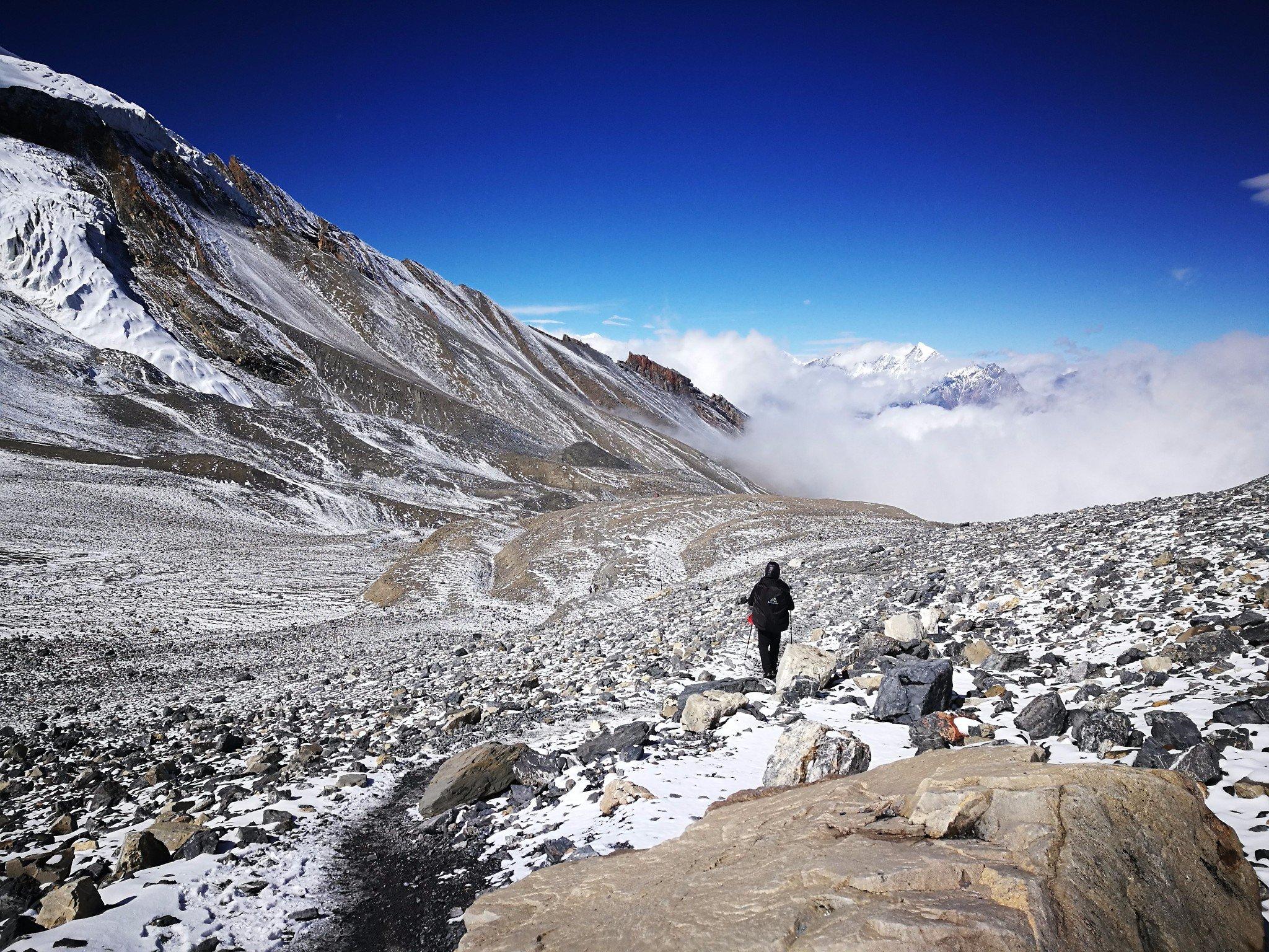 尼泊尔ACT两人徒步穿越