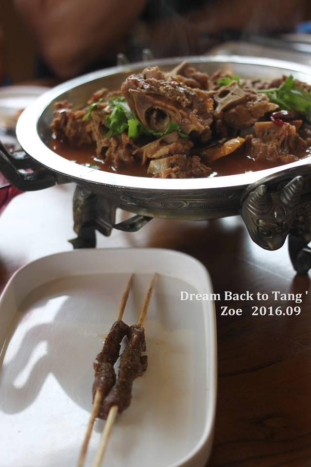西安青海湖-忽晴忽雨新丝路豪猪肉的做法求视频图片