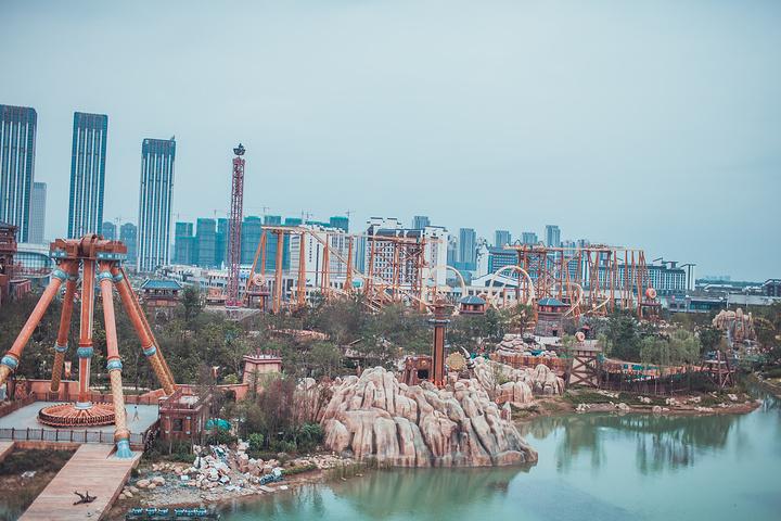 2019合肥万达乐园攻略游玩主题,或许小朋友们哈尔滨阿城自助游攻略图片